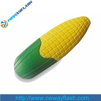 Vegetable corn maize shape usb flash drive