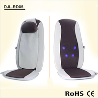 "Comfortable Shiatsu and ""S"" mode Rolling Back massage cushion with Infrared"