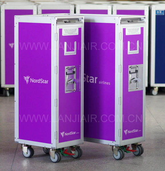 Airport Food Trolley Cart