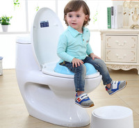 Factory Cheap Price New Plastic Toilet Training Kids baby Potty Seat