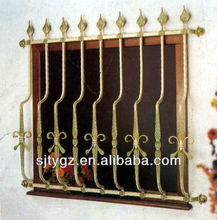 wrought iron bars for windows