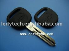 High quality Chevrolet PK3 key,transponder car key blank shell cover