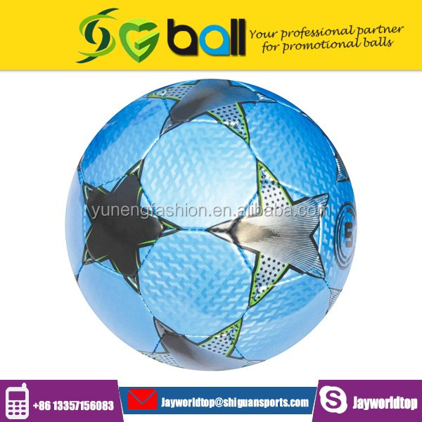 2017 hot Wholesale Top Soccer Ball Football ball