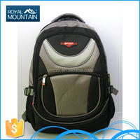 New design PU1680D elementary student school bag with OEM