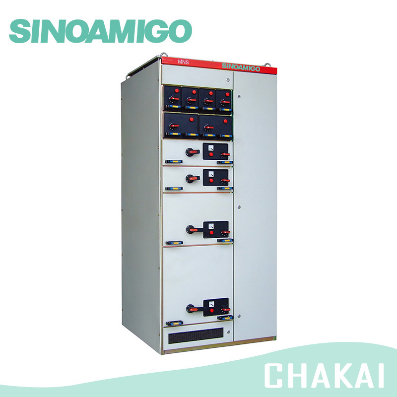 China's fastest growing factory best quality MNS Indoor Low Voltage Withdrawable Switchgear,metal clad distribution