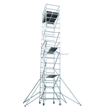 2m-40m height patent construction aluminum scaffold