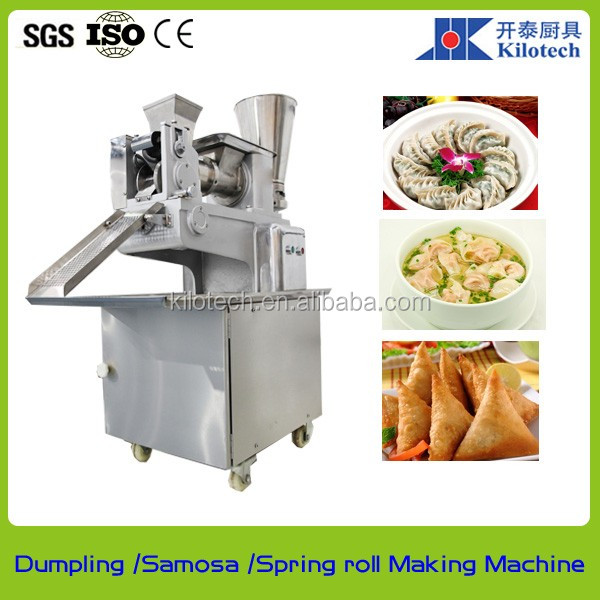 Popular Product samosa making machine, dumpling making machine