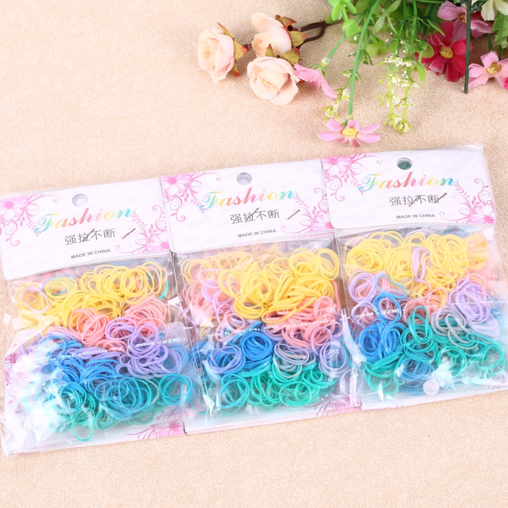 factory direct wholesales multi colors elastic hair band