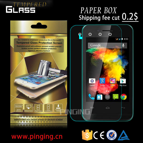 Hot Selling 2.5D 9H Hardness Mobile phone Tempered glass Screen protector for Meizu U20