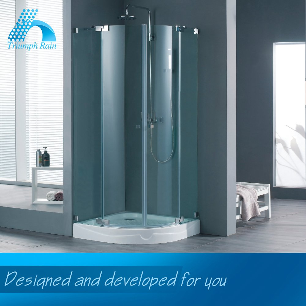 Elegant Top Quality Best Price Customized Design Polished Small Bathtub Shower