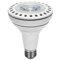 High lumen led par30 7W/9W/12W/15W led lamp can be track light