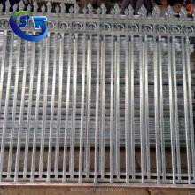 Saitong Many Years Factory Cheap Sheet Metal Fence Panel