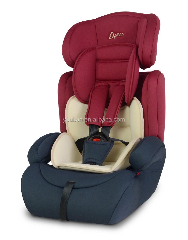 Children seat in car with ECE R44/04 certificate,for baby 9 month -12 years old