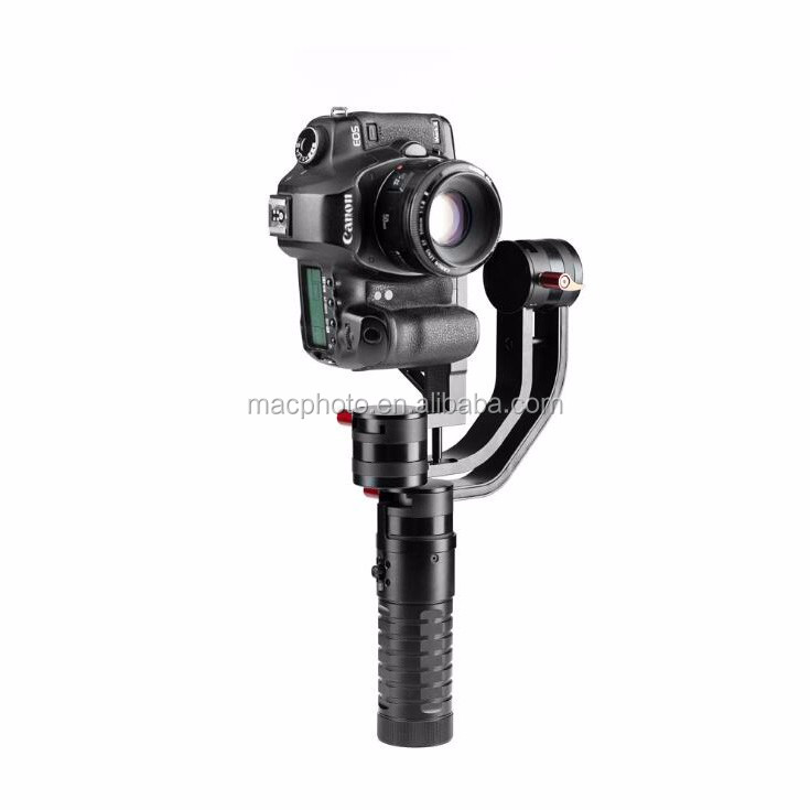 Wholesale High Quality Easily Adjust Gravity Center Handheld Gimbal Stabilizer
