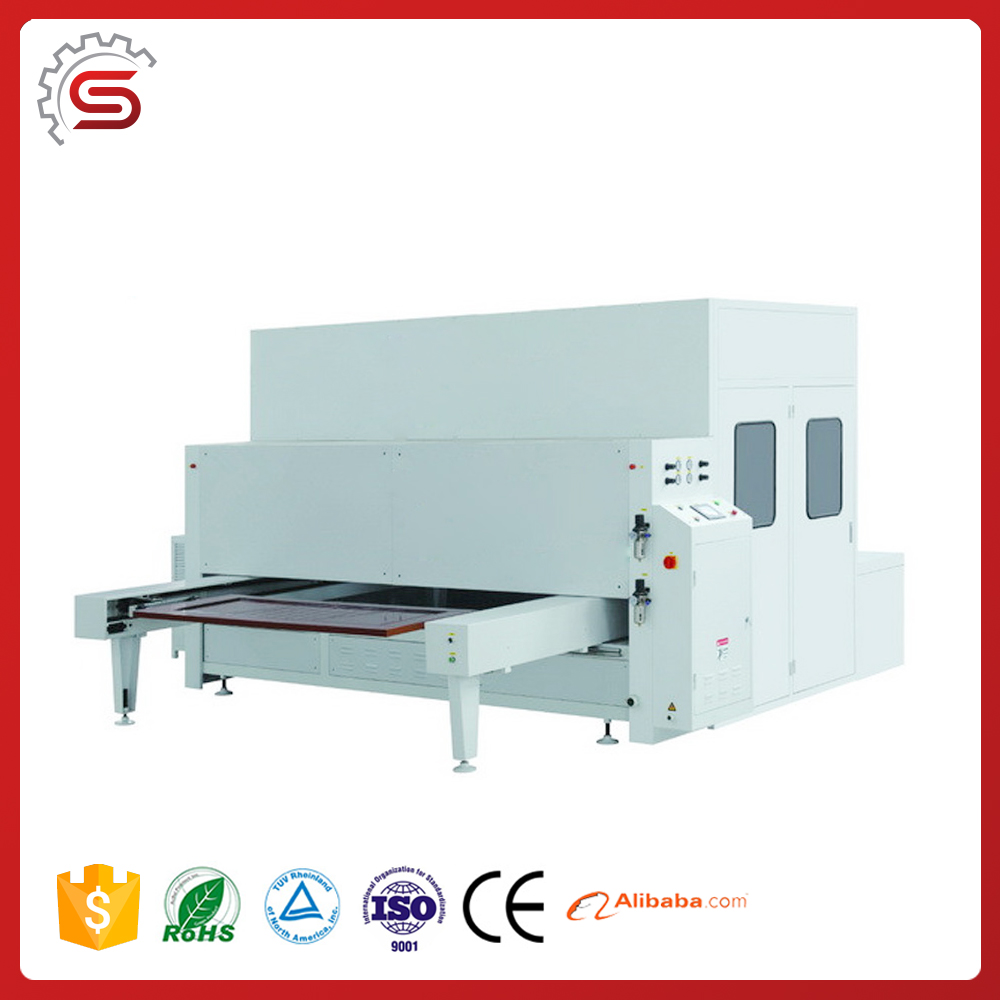 Wood Painting Machine SPM2500B Automatic Spraying Machine for Wooden Door