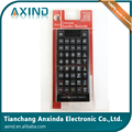Good quality black jumbo universal remote with big buttons