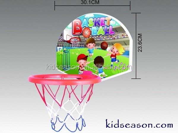 KIDSEASON Sport Toys KS066640 - Promotional Kids Basketball Backboard