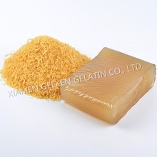 Industrial gelatin adehisve glue/skin safe glue/animal glue