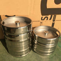20l 30L 50L Beer Keg Polished EU Draft beer Keg