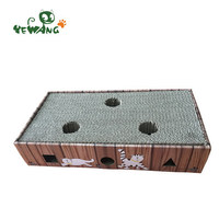 New products competitive cat scratcher pet toys eco friendly