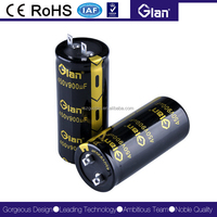 450V 900UF high current low esr Glan Aluminium Electrolytic Capacitor Manufacturer made in china
