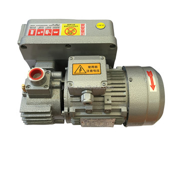 20m3/h Single Stage Rotary Vane Vacuum Pump