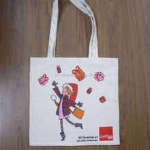 2014 customized canvas bag