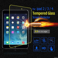 Modern stylish for ipad 5 tempered screen protector