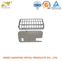 fabrication working product precision metal buses punching parts