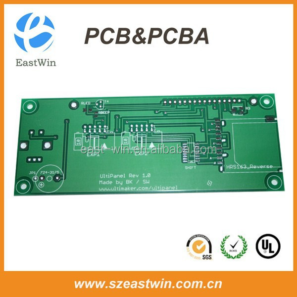Custom sliding gate control board fabrication