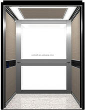 Glass cabin Safe Passenger Elevator in china Sino-Germany JV