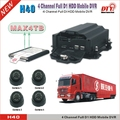 h40 series full d1 xm 4ch sd card mobile dvr with gps 3g wifi