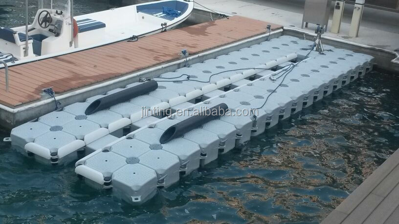 Floating Platform/PE floating pontoon dock 50*50*40cm
