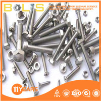 China price hollow bolts and nuts