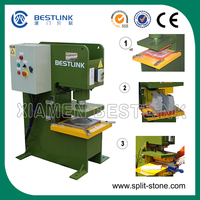 split face block machine