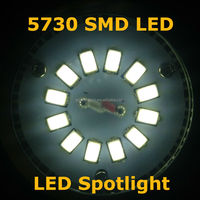 led lights spot / gu10 led spot light / led cob spot light