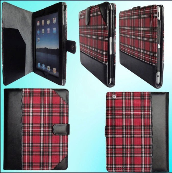 Factory Supplier Wholesale Products Assorted Flip Tablet Case For iPad 2/3/4