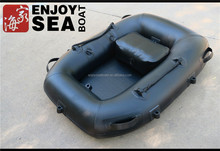 Inflatable mini fishing boat, France popular inflatabel boat for fishing,inflatable fishing boat with paddle