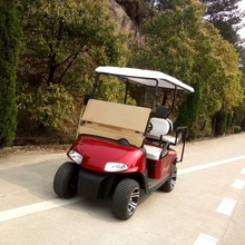 Good Quality Electric Golf Cruiser with Cargo Box