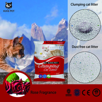 Strong Scents Factory Owner Bentonite Pet Litter for Cat