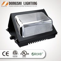60W led wall mounted light, Wall Pack Light, Wall pack lamp LED MW Driver IP65 Waterproof DLC ETL cETL Lighting