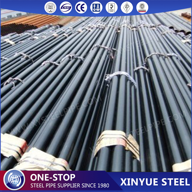 Helical SAW steel pipe for piling