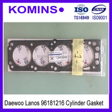 96181216 Daewoo Cylinder Gasket for Lanos or Chevrolet
