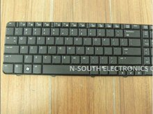 computer part for HP G60 US laptop keyboard replace keyboard BLACK STOCK
