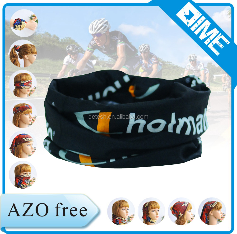 Wholesale Multifunctional Seamless Tube Headwear Design Your Own Bandana