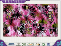 100% polyester digital printing on wide width fabric with Cheap Prices