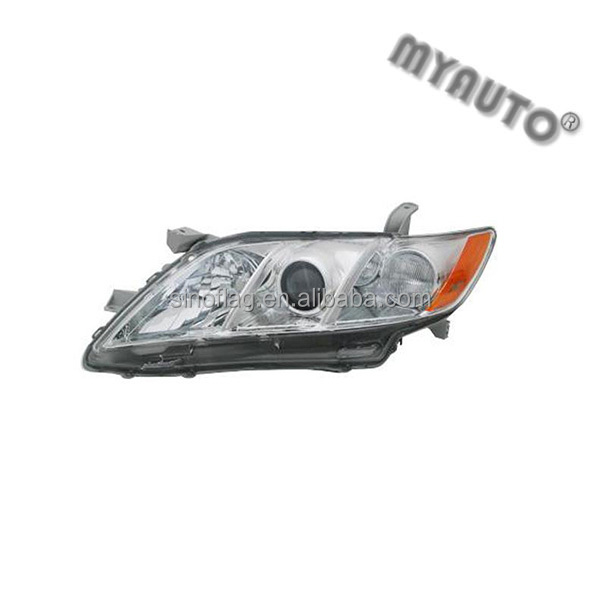 HEAD LIGHT used for toyota camry 2007