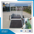 Mytest1m W x 2.3m L x 1m H Sheep Trailer