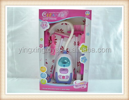children electronic household vacuum cleaner toy,mini vacuum cleaner toy