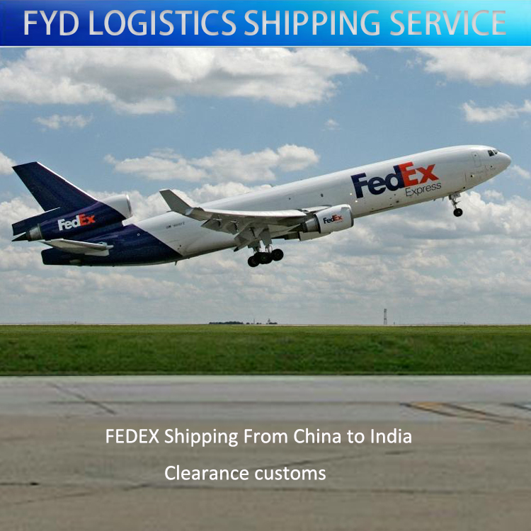Cheap Rate <strong>FEDEX</strong> Express Shipping Normal Products From China to bombay Delhi Bangalore India Door to door Service